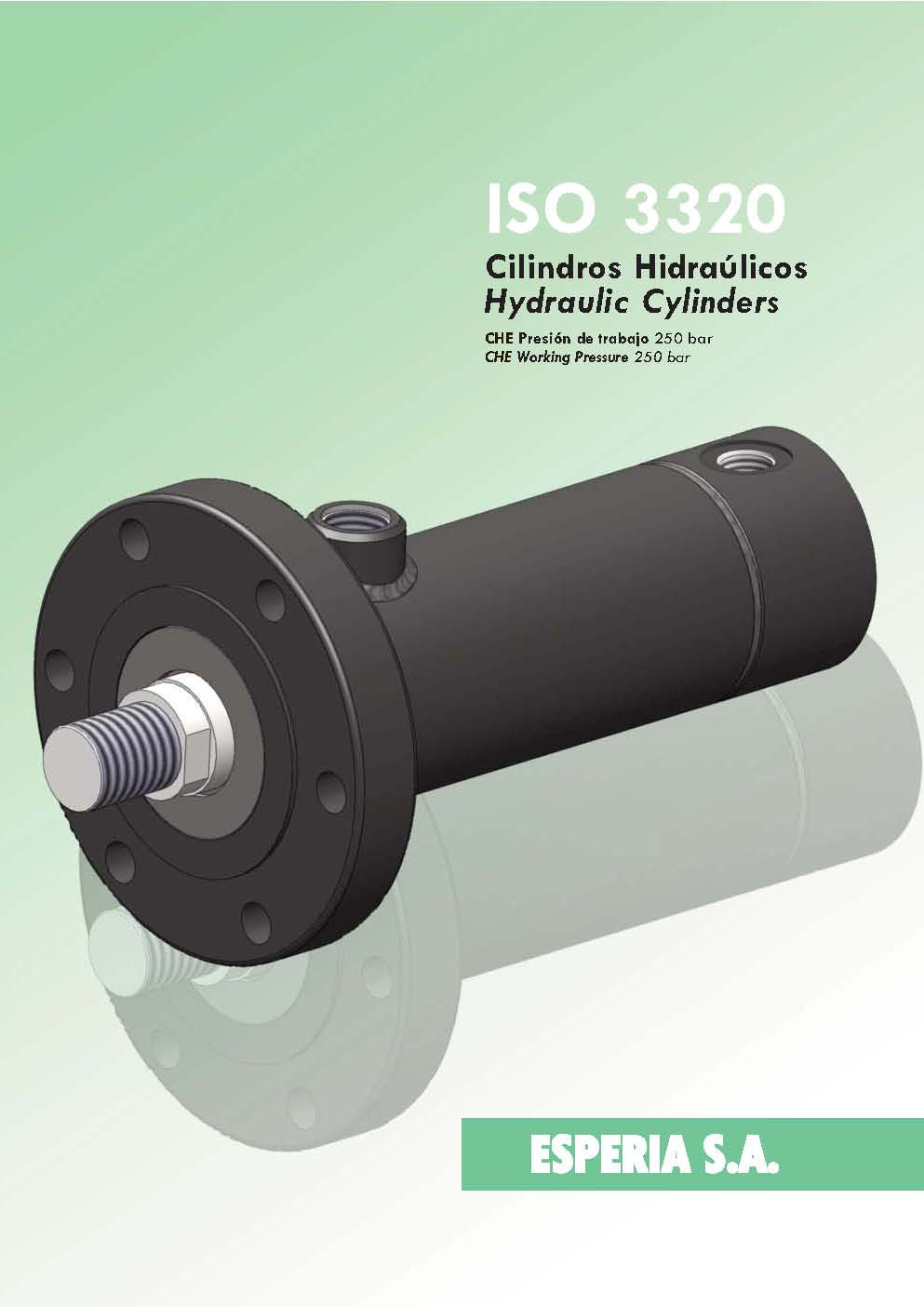 Cilindros Serie CHE ISO 3320