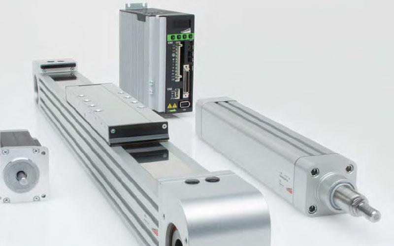 Lanzamiento de la nueva línea de Actuadores Eléctricos